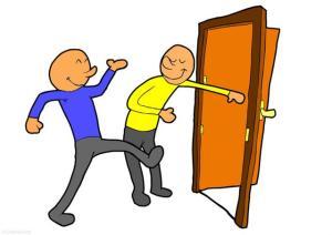 holding-door-open