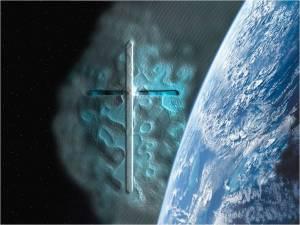 cross earth