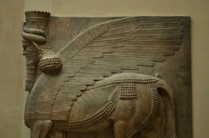 nineveh winged bull
