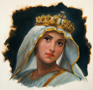queen of heaven headstudy