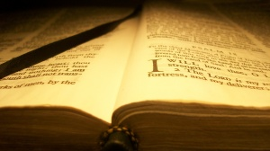 bible open pages