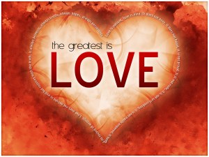 greatest-is-love