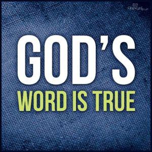 word Gods true