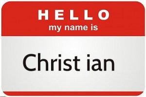 christian-name-tag