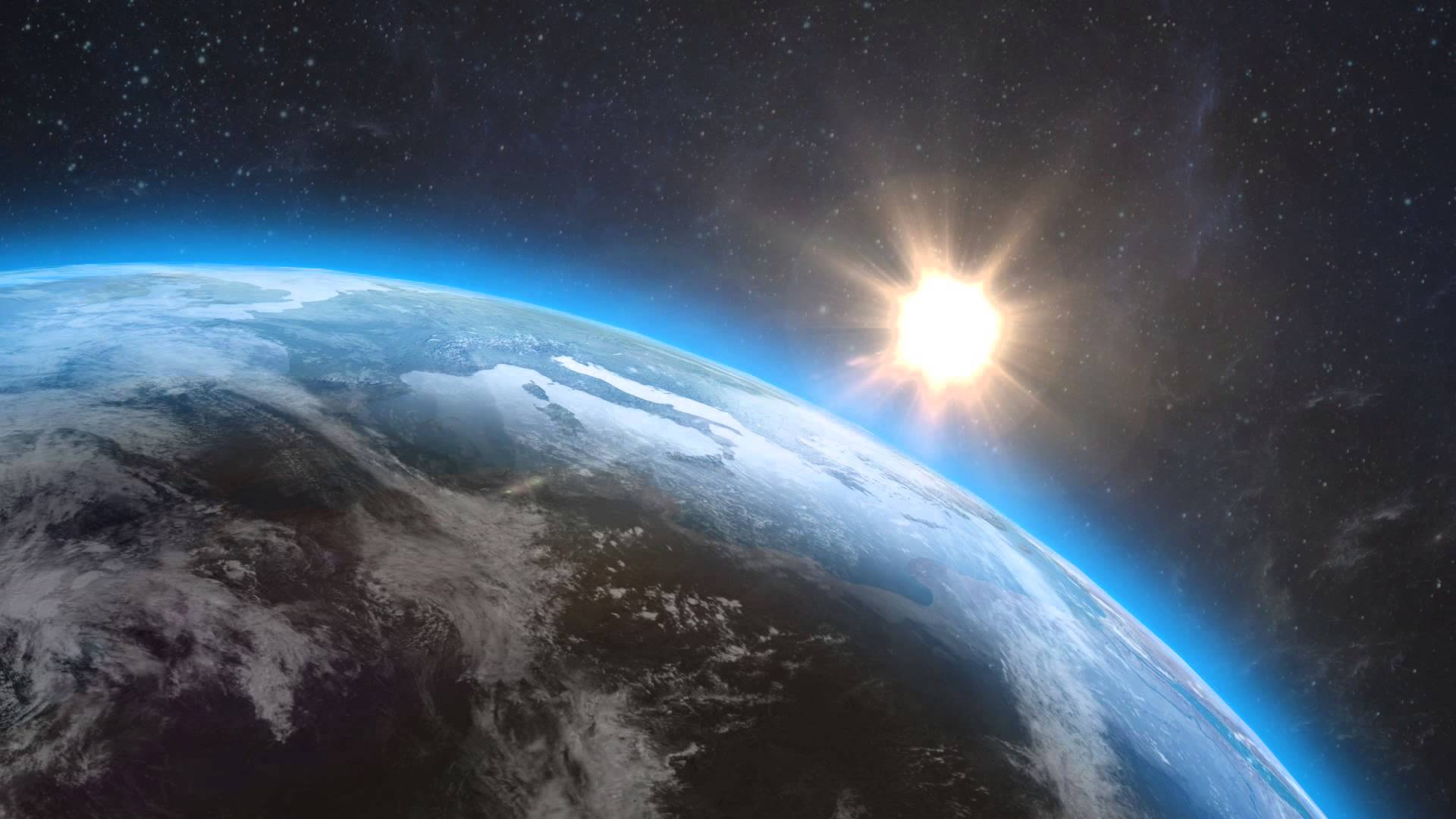 Wallpaper Earth Above Space Hd Space 6408: He Inhabits Eternity