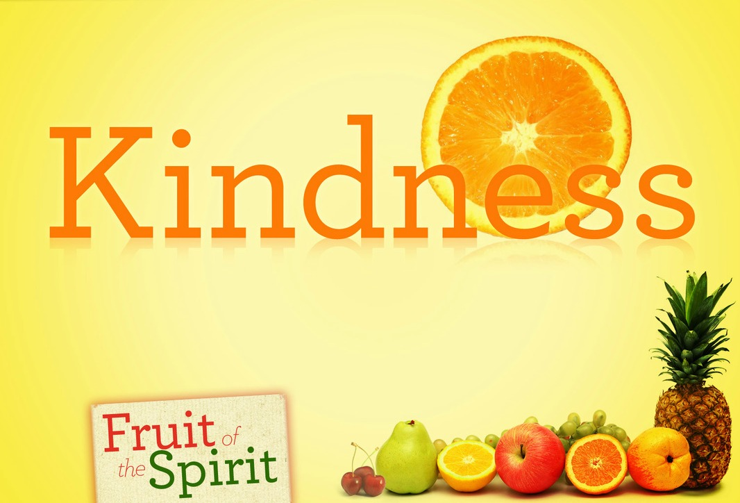 fruit of the spirit kindness pluot fruit