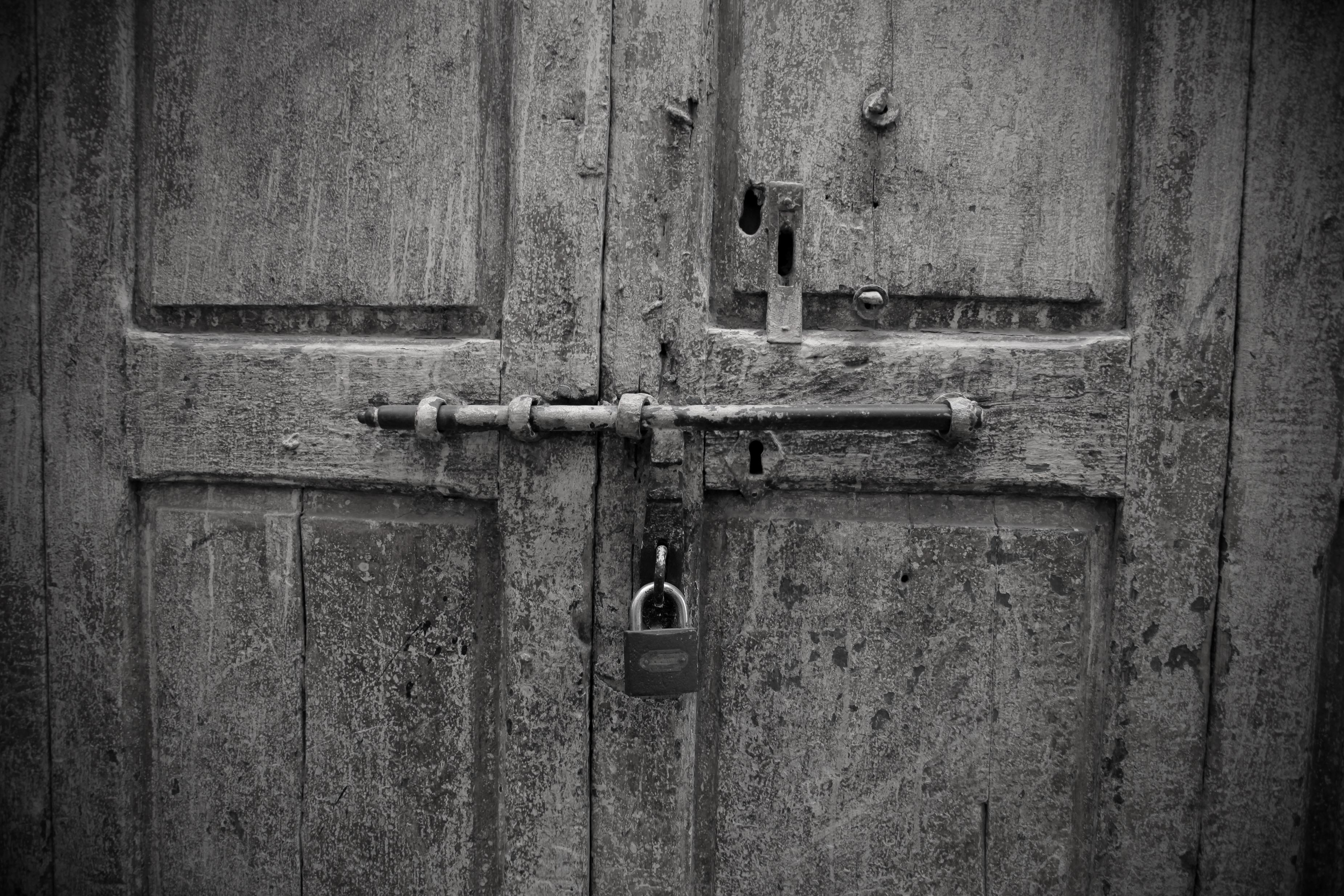 When The Door Is Shut | The Heaton File