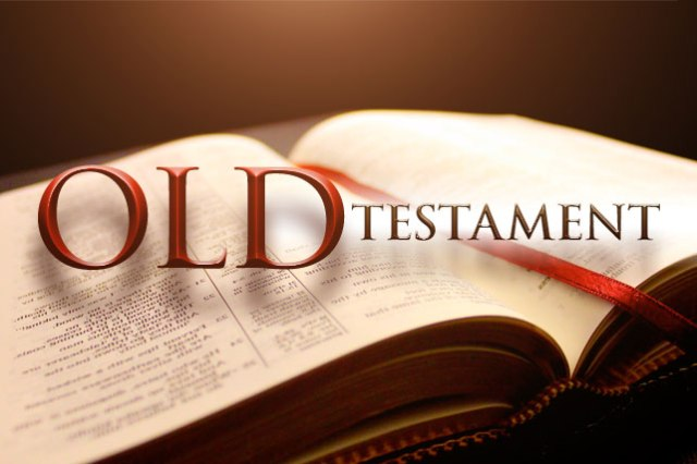 old testament cross