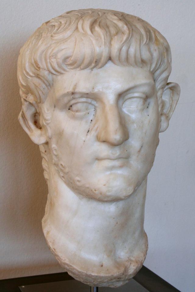 Nero Julius Caesar Son of Germanicus