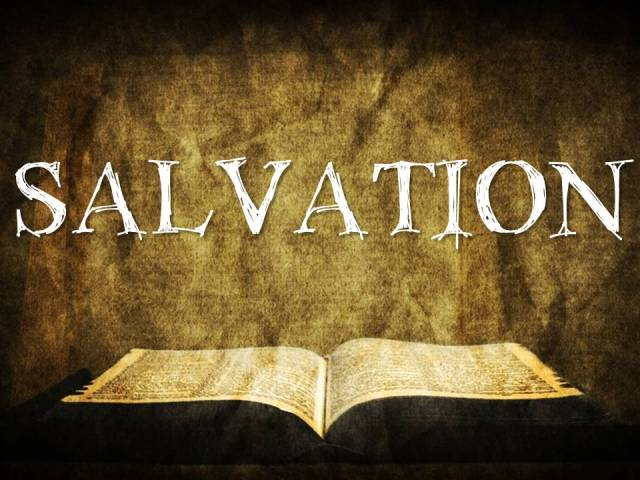 BIBLE SALVATION