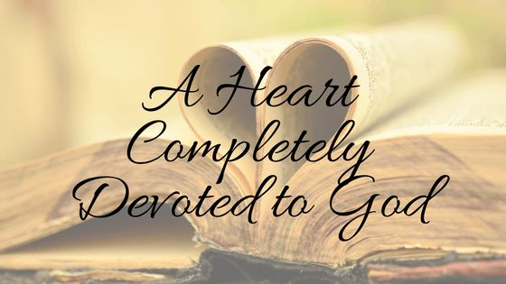 devoted heart