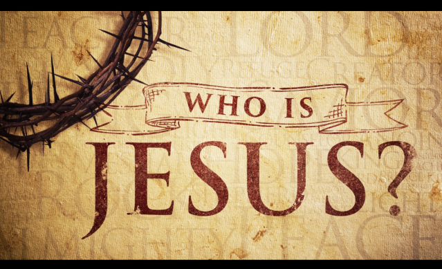 Image result for who is jesus?