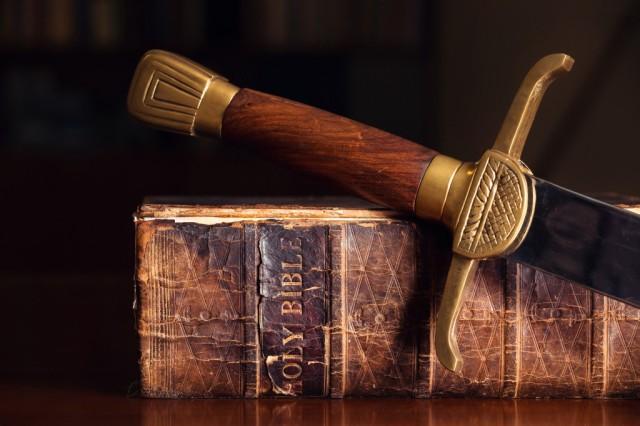 bible sword