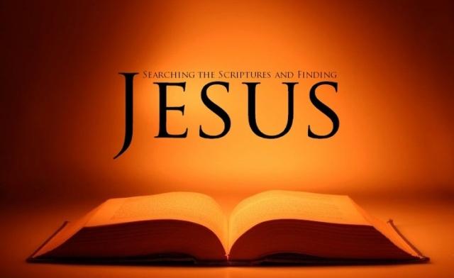 jesus searching