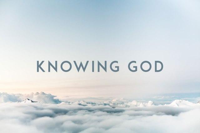 knowinggods