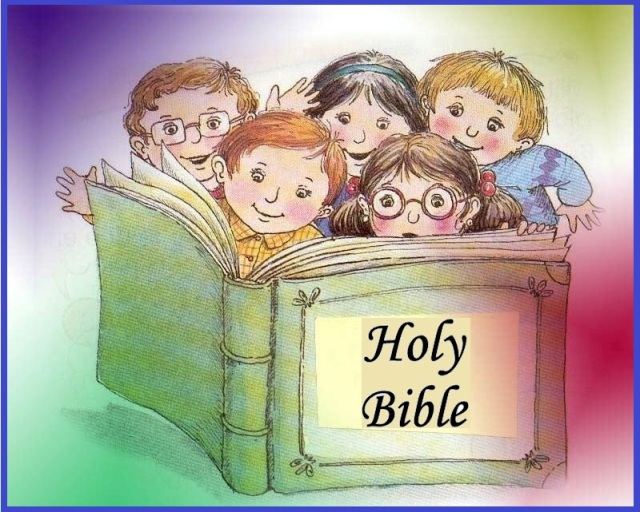 children-studying-the-bible-english