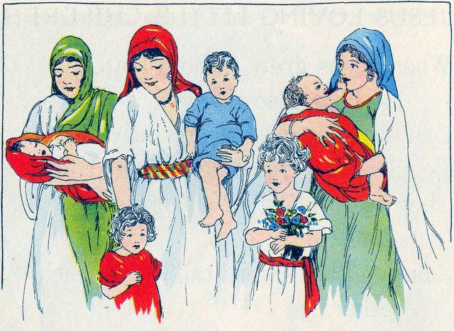 children Jesus