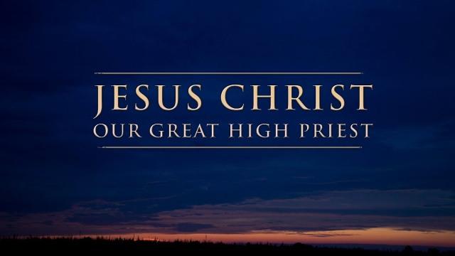 Jesus High Priest