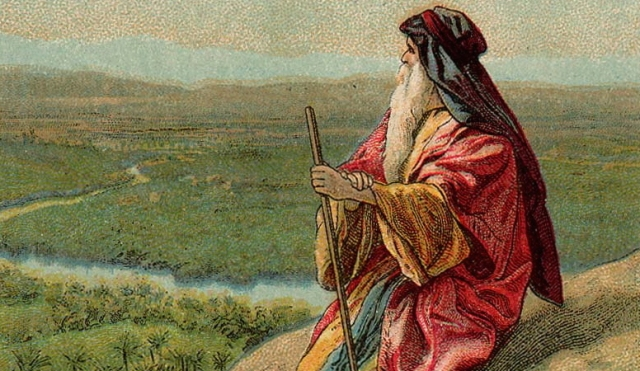 moses death