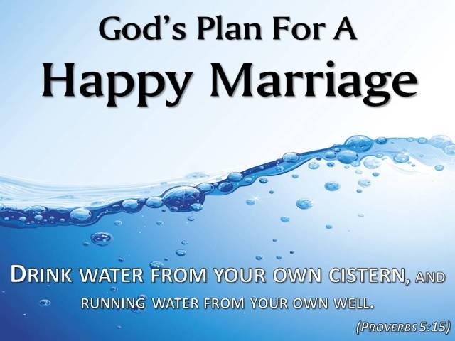 happy marriage prov 2715