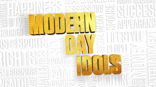 modern day idols