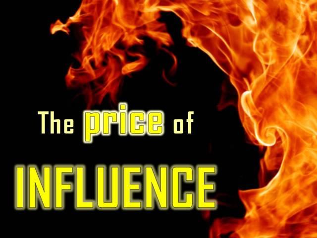influence price