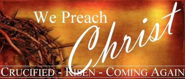 preachchrist