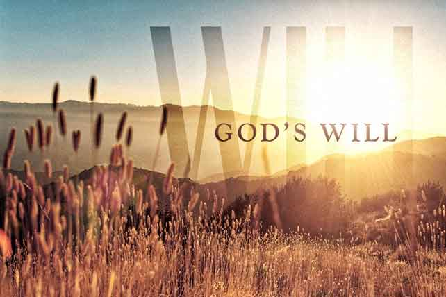 Gods will