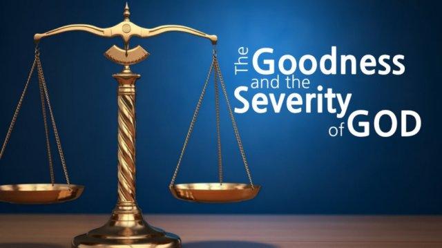 goodness severity God