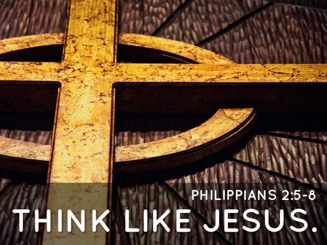 have a mind like Christ