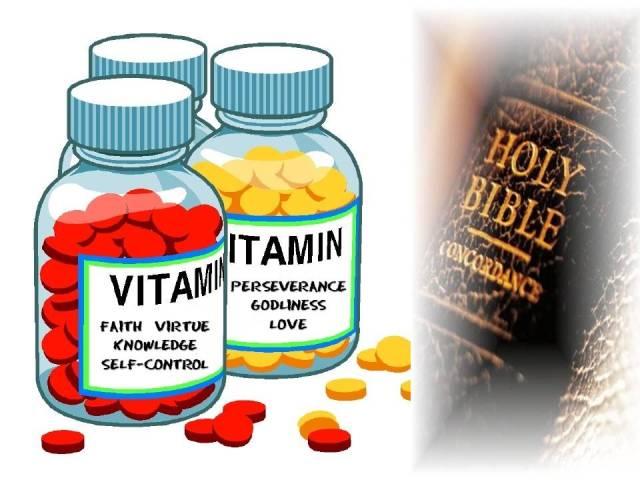 vitamins spiritual