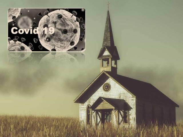 Covid 19 church