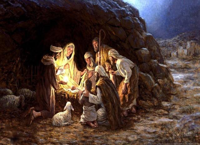 jesus shepherds
