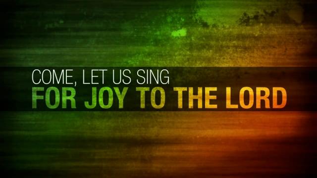 joy and praise