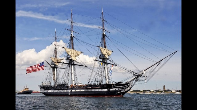 ship uss constitution