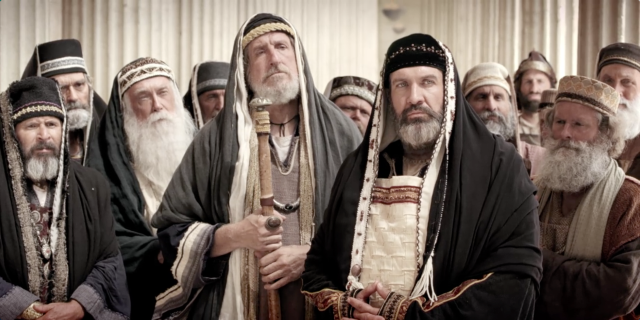 scribes-and-pharisees