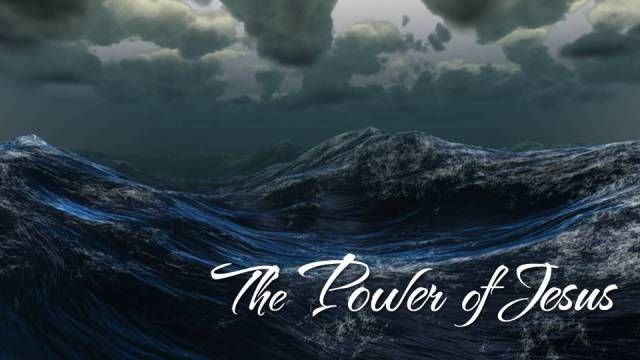 power of Jesus